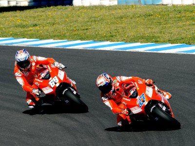 Ducati duo ready for round three after mixed start