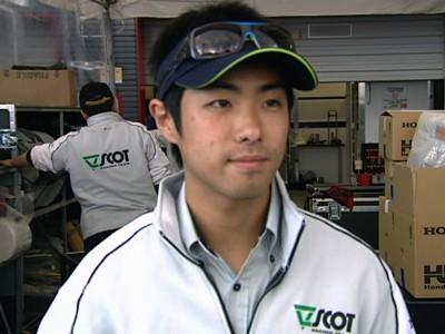 高橋裕紀:「今後のレースで恩返しを」