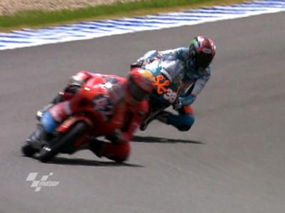 Smith donne le ton lors de la première séance d'essais à Jerez