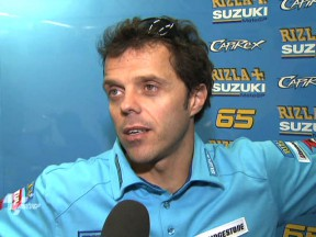 Capirossi in search of further improvements