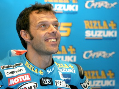 Capirossi hoping for good tyre durability