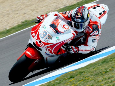 Pramac pair on disappointing QP result