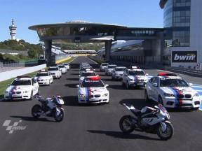 BMW M présente ses nouveaux Safety Cars à Jerez