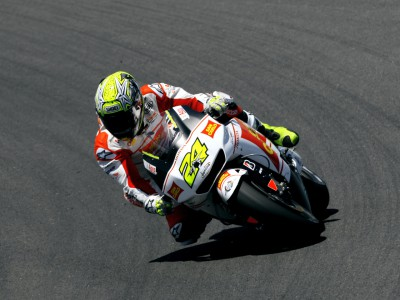 Elías tries to take positives from frustrating race