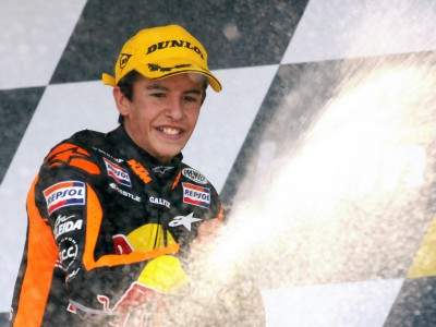 Márquez reflects on fantastic firsts