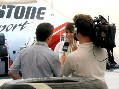 Bridgestone e-reporter finalists announced for 2009