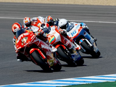 250cc title race heating up ahead of Le Mans