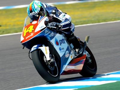 Wilairot apunta al podio tras recuperarse de sus lesiones