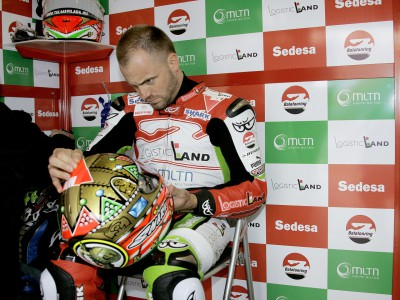 Talmacsi withdraws from French GP and splits with Aspar