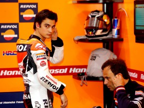 Pedrosa looking to up the pace on Saturday