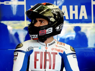 Lorenzo podium quest begins with seventh place
