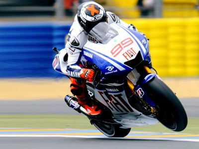 Lorenzo ready for competitive race