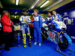 Rossi relieved to have made Saturday improvements