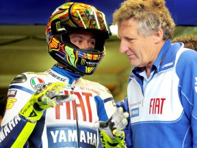 Rossi reflects on complicated day