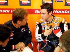Pedrosa amazed by third consecutive podium finish