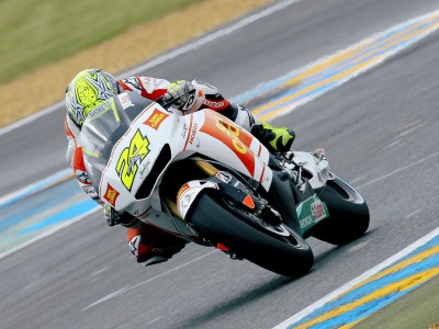 Elías rides through pain barrier to tenth