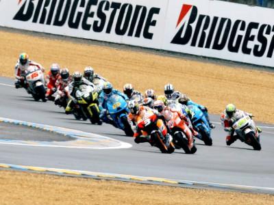 Bridgestone competitiva a Le Mans