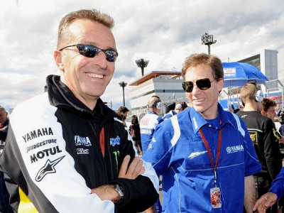 Poncharal commosso per le celebrazioni di Le Mans