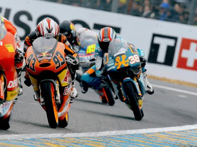 Márquez in great company amongst youngest 125cc polemen