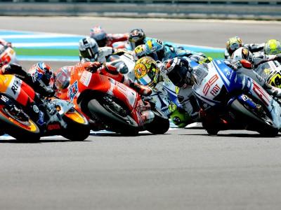 Gran Premio d'Italia Alice racing numbers