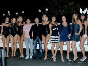 Playboy party kicks off Mugello weekend for LCR Honda