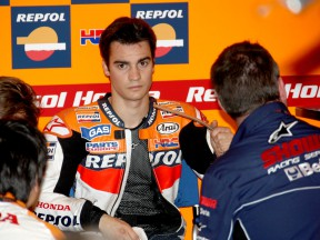 Pedrosa believes there is more to come on Saturday
