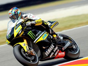 Good start for Edwards in Italy