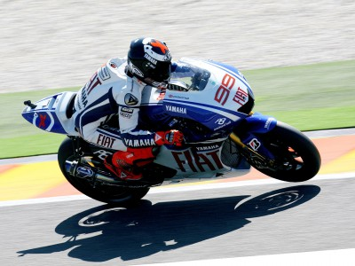 Lorenzo feeling confident on M1 in Italy