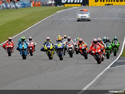 Donington Park granted FIM licence