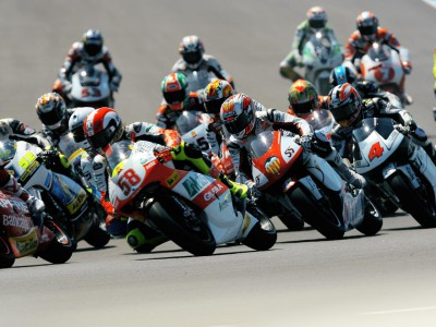 250cc contingent ready for Montmeló contest