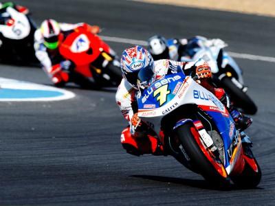 Moto2、デビュー戦で好パフォーマンス