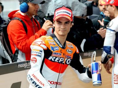 D.ペドロサ、地元グランプリ参戦へ