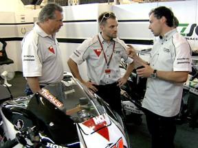 Talmacsi inizia oggi la sua avventura in MotoGP