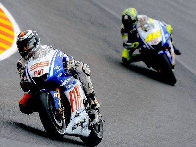 Lorenzo bucking Rossi team-mate dominance trend