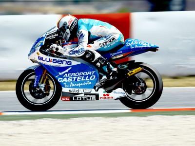Debón conclut la journée de vendredi avec le meilleur temps des 250cc