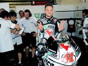 Talmacsi amazed by first MotoGP encounter