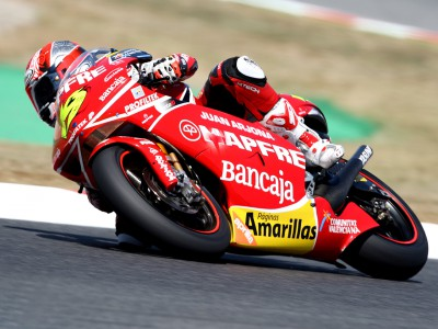 Late surge puts Bautista ahead in 250cc FP2