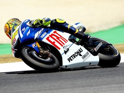 Rossi: 'Siamo competitivi, domani sarà battaglia'