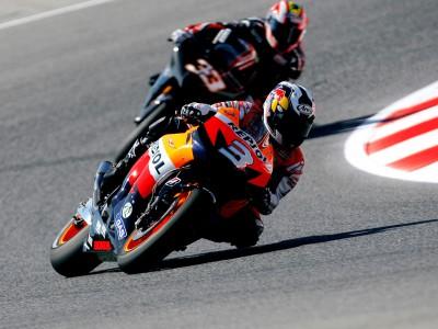 D.ペドロサ:「僕は誰よりもこのレースをキャンセルしたくなかった」