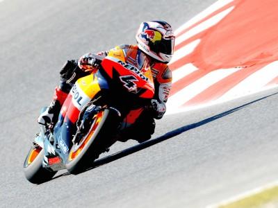 Barcelona test concludes for MotoGP stars