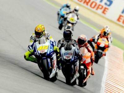 El MotoGP continúa el desafío en La Catedral