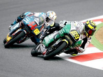 Aprilia poursuit le record de victoires consécutives de Honda en 125cc