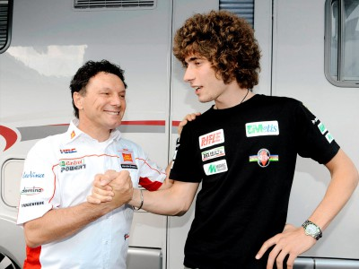 Simoncelli's MotoGP entry for 2010 confirmed