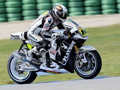 Überraschung durch de Puniet im ersten MotoGP Training