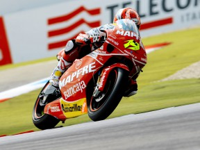 Bautista keeps on rolling in Dutch 250cc session