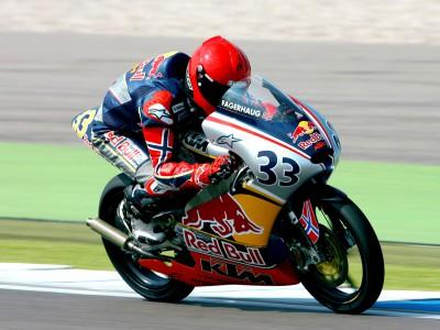 Red Bull MotoGP Rookies Cup: Fagerhaug delante en la QP1