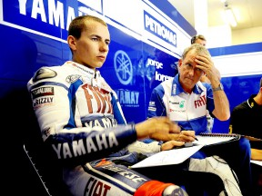 Perfectionist Lorenzo disappointed with pole near-miss