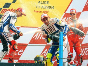 Dutch master Rossi takes 100th Grand Prix win at Assen