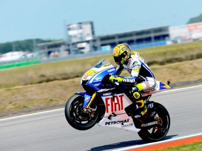 Rossi reflects on reaching century of Grand Prix wins