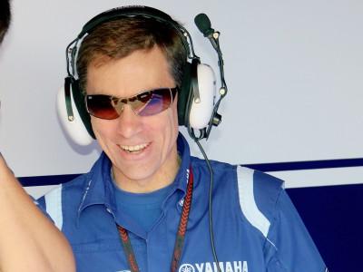 Jarvis: 'Onorato di condividere il podio con Rossi'
